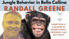 Jungle Behavior in Bella Collina by Randall Greene, employed by Randall Greene