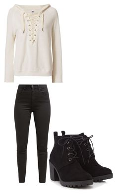 """Untitled #284"" by joneishaz ❤ liked on Polyvore featuring NSF, Levi's and Red Herring"