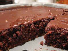 Best ever chocolate cake ~ Texas Sheet Cake
