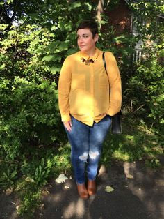 Mrs BeBe Blog: Style: Head to Toe - New Look Inspire. #PlusSize #Fashion #Blog