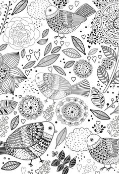 ≡ Colouring page