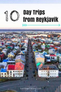 10 EASY Day Trips from Reykjavik - Iceland with a View Ways To Travel, Places To Travel, Places To Go, Travel Destinations, Travel Tips, Budget Travel, Vacation Trips, Day Trips, Vacations