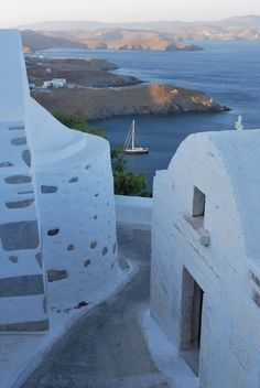 Astypalaia from the Castle