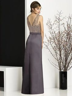 After Six Bridesmaids Style 6675 http://www.dessy.com/dresses/bridesmaid/6675/#.Vr1uZPl96Uk