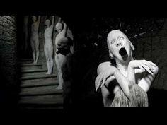 "Dead Souls (Almas muertas) Sopor Aeternus & The Ensemble of Shadows ""Es reiten die Toten so schnell"" (or: the Vampyre sucking at his own Vein) Derecho. Anna, Soul Artists, Gothic Rock, Weird Art, Post Punk, Photo Reference, Artistic Photography, Trance, Black Metal"