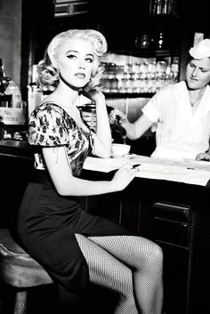 Photo by Ellen von Unwerth.