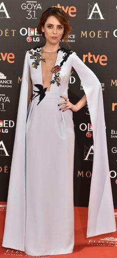 Premios cine Goya 2017 Leticia Dolera de Alicia Rueda Telva.com