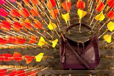 Louis Vuitton & Arrows by emarone, via Flickr