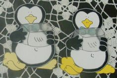 Pam's Paper Piecings: Penguin with Ice Cube #2