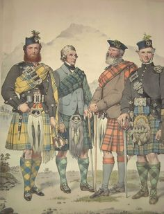 Artist Unknown - Maclachlan, Graham, Macfarlane and Calquhoun, Loch Lomond, 1869
