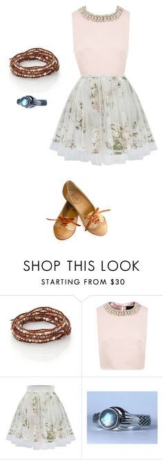 """""""mako mermaids sirena"""" by maria-look ❤ liked on Polyvore featuring Chan Luu, Ted Baker and Sirena"""