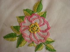 Original and Vintage Hand Embroidery | Needlecrafter Gallery