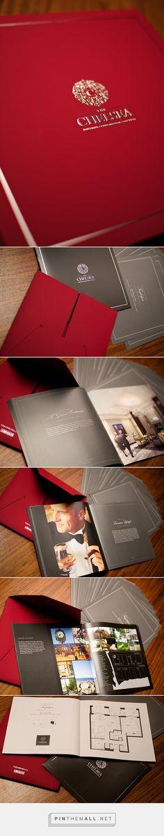 chelsea condominium brochure on Behance - created via http://pinthemall.net