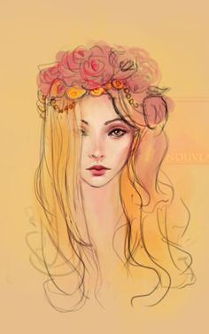 1000 Images About Flower Crowns On Pinterest