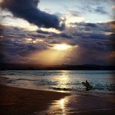 #australia #queensland #goldcoast #visitgoldcoast #snapperrocks #snapper #sunset…