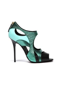 Diego Dolcini spring 2013- yet another pair I'd actually never be able to walk in !