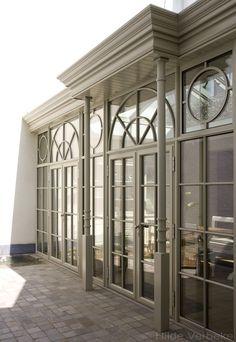 Oranjerie als open leefkeuken, aluminium veranda als woonuitbreiding | De Mooiste Veranda's