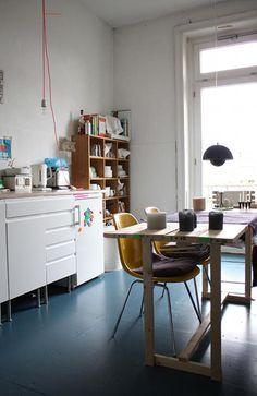 lovely kitchen.