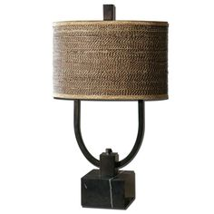 Uttermost 26541-1 Stabina Table Lamp - 26541-1