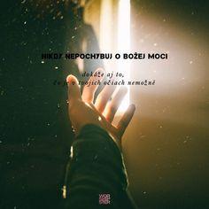 Boh, Hope Love, Pray, Believe