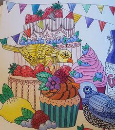 #sagolikt #sagoliktenmålarbok #målarbokförvuxna #coloringforadults