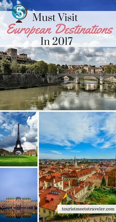 If a vacation in Europe is on your 2017 travel bucketlist.  Check out our 5 must visit European destinations. Lots of beautiful photography opportunities.