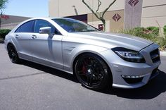 Mercedes-Benz W218 CLS 63 AMG | BENZTUNING | Performance and Style
