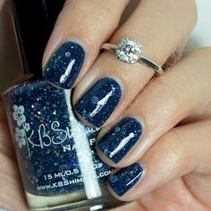 KBShimmer Will Yule Marry Me?   The Nail Network