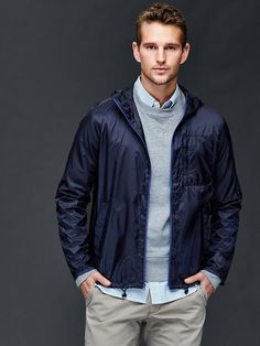 Packable jacket Product Image
