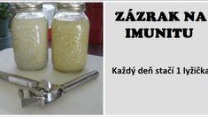 Malý zázrak na imunitu – ničí vírusy a baktérie: Stačí zmiešať 3 prísady a máte najsilnejšie domáce antibiotikum! Health, Food, Health Care, Essen, Meals, Yemek, Eten, Salud