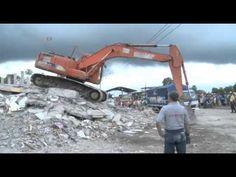 Terremoto en Ecuador: una tragedia nunca vista