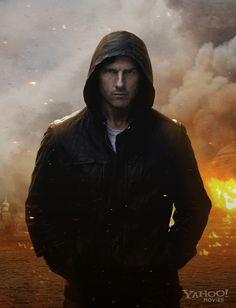 Tom Cruise ~ Mission: Impossible - Ghost Protocol