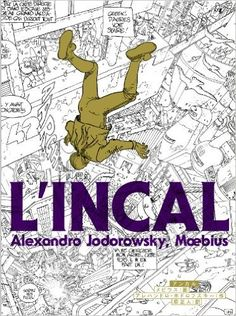 L'INCAL アンカル (ShoPro Books) | アレハンドロ・ホドロフスキー, メビウス | 本 | Amazon.co.jp