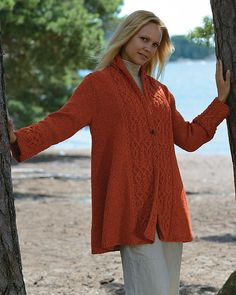 Rusila by Elsebeth Lavold  Published in  Viking Knits & Ancient Ornaments