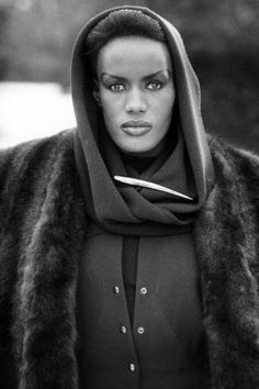 17 unconventional beauty icons who changed the definition of beauty: Grace Jones