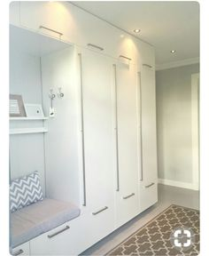 IKEA hacked kitchen rebuilt as 2 70 meters wardrobes. IKEA hacked kitchen rebuilt as 2 70 meters wardrobes. Bedroom Storage, Bedroom Decor, Bedroom Kids, Ikea Hack Kitchen, House Entrance, Small Rooms, Mudroom, Living Room Designs, New Homes