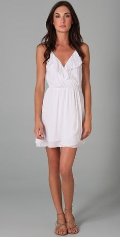 Dress for airport? looks perfect for landing on a beach somewhere!