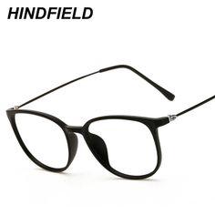 00ad0828599 Fashion Eyeglasses Optical Frames Clear Lens Women Men Square Reading  Eyewear Spectacle Frames Transparent Oculos