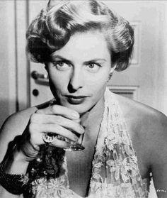 "Ingrid Bergman in ""Europa"" (1952)"