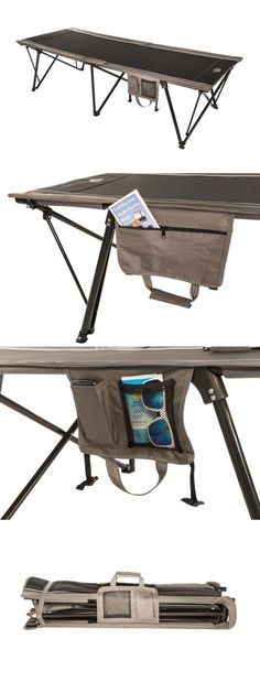 Cots 87099: Oversized Folding Cot Tent Bed Sleeping Camp Steel Frame Portable Camping Hiking -> BUY IT NOW ONLY: $91.81 on eBay!