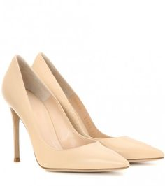 Lederpumps Gianvito 105