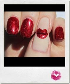 Adore this manicure that our Office Manager Josephine found! Try our Nail Varnish in Untold: http://www.illamasqua.com/shop/untold-nail-varnish