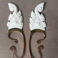 Ganesha Elven Ear Wings