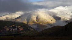 Dzogchen Gonpa, Tibet 2013