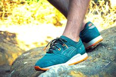 Asics Gel Lyte III 'Outdoor Pack' #sneakers