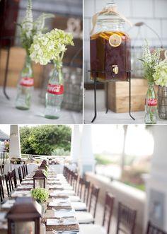 cute table setting idea