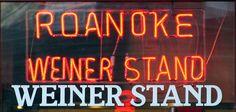 Roanoke Weiner Stand Roanoke Va.