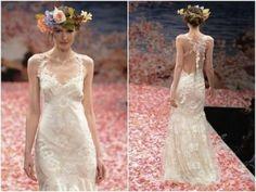 Claire Pettibone Devotion Wedding Dress $3,400