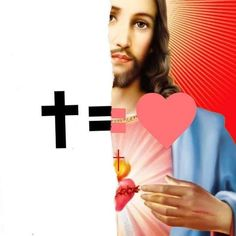 """""""Foi assim que Deus manifestou o seu amor entre nós: enviou o seu Filho Unigênito ao mundo, para que pudéssemos viver por meio dele.  Nisto consiste o amor: não em que nós tenhamos amado a Deus, mas em que ele nos amou e enviou seu Filho como reparação pelos nossos pecados.""""  (1 João 4, 9-10)    #Quaresma #Lent #Pascoa #HolyCross #SantaCruz #JesusCristo #NossoSenhor #EternoAmor #RomanceEterno #CruzIgualAmor #SagradoCoracao #Domingo #DiaDoSenhor #IgrejaCatolica"""