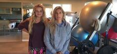 Gabrielle Reece Joins Daughter For Video On Body Image